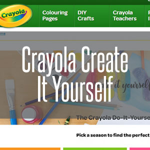 Crayola Create It Yourself